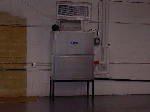 Carrier Air Handler